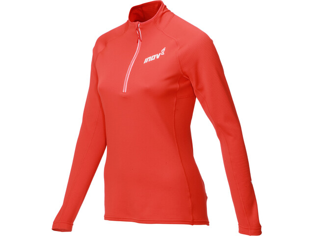 inov-8 Technical Mid HZ Shirt Women red